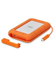 LaCie Rugged Thunderbolt USB-C 4TB Mobile Hard Drive