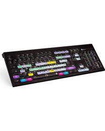 Logickeyboard DaVinci Resolve 15 - Mac Backlit Astra Keyboard