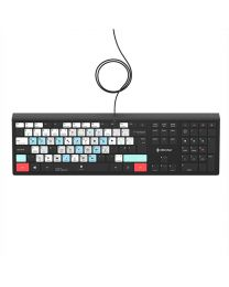 Editors Keys Adobe Lightroom Backlit Keyboard - Mac