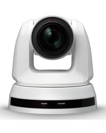 Lumens VC-A70H 4K UltraHD PTZ Camera with HDBaseT - White