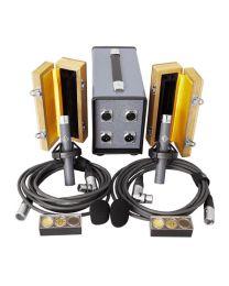 Telefunken ELA M260 Condenser Microphone Stereo Set