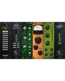 McDSP 6050 Ultimate Channel Strip Plugin