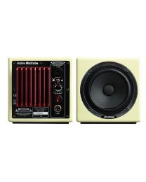 Avantone Active MixCubes Powered Full-Range Mini Reference Monitors - Cream (Pair)