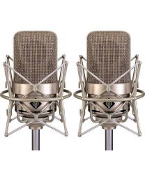 Neumann M 150 Studio Tube Condenser Microphone Stereo Set