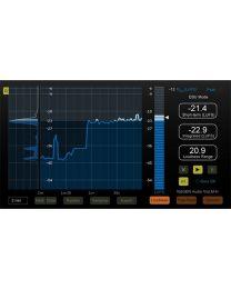 Nugen Audio VisLM Loudness Meter
