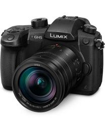 Panasonic Lumix DC-GH5 w/ 12-60mm f2.8-4 Leica Lens - Includes £250 Cashback