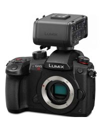 Panasonic Lumix DC-GH5S Mirrorless Camera w/ XLR Adapter Bundle