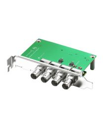 Blackmagic Design Decklink 4K Extreme Quad SDI Expansion Plate