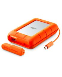LaCie Rugged RAID 4TB Thunderbolt & USB 3.0 Hard Drive