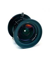 SLR Magic 8mm F4 Ultra Wide-Angle Lens (MFT Mount)