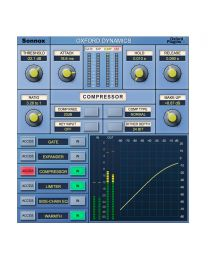 Sonnox Oxford Dynamics V3 Plugin