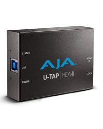 AJA Video Systems U-Tap HDMI USB3.0 Capture Device