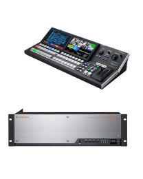 Roland V1200HD+P Multi-Format Video Switcher & V1200HDR Control Surface