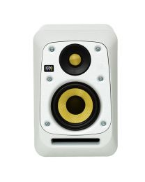 KRK V4S4 Nearfield Studio Monitor White Noise (Each)
