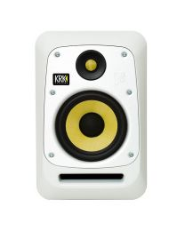 KRK V6S4 Nearfield Studio Monitor White Noise (Each)