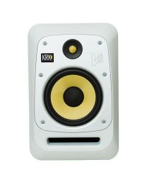 KRK V8S4 Nearfield Studio Monitor White Noise (Each)