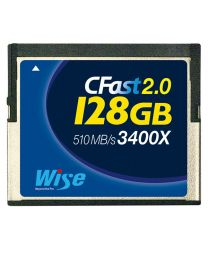 Wise CFast 2.0 Memory Card 128GB
