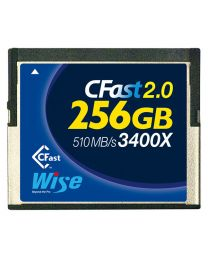 Wise CFast 2.0 Memory Card 256GB