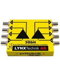 Lynx Technik yellobrik DVD 1823