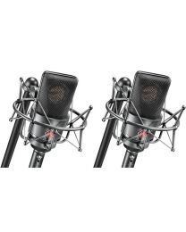 Neumann TLM 103 MT Studio Condenser Microphone Stereo Set (Black)