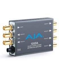 AJA Video Systems 12GDA Distribution Amplifier Mini Converter
