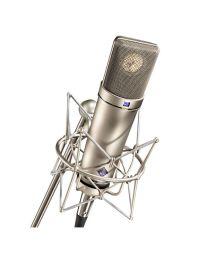 Neumann U 87Ai Condenser Microphone Studio Set (Nickel)