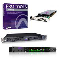 Avid Pro Tools HDX Thunderbolt 3 MTRX Studio Rack System