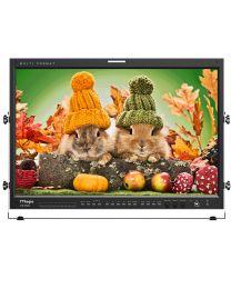 """TV Logic LVM-246W 24"""" Full HD Multi Format Professional LCD Monitor"""