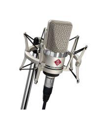 Neumann TLM 102 Condenser Microphone Studio Set (Nickel)