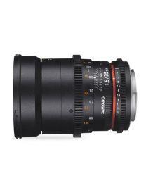 Samyang 35mm T1.5 VDSLR AS UMC II Lens (Canon EF)