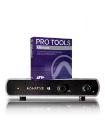 Avid Pro Tools HD Native Thunderbolt Core with Pro Tools Ultimate Perpetual License