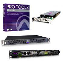 Avid Pro Tools HDX Thunderbolt 3 OMNI Rack System