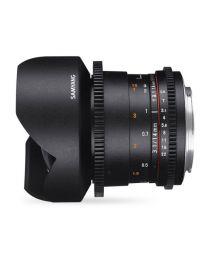 Samyang 14mm T3.1 VDSLR ED AS IF UMC II Lens (Canon EF)