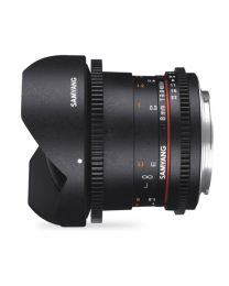 Samyang 8mm T3.8 VDSLR UMC Fish-Eye CS II Lens (Micro Four Thirds)