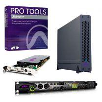 Avid Pro Tools HDX Thunderbolt 3 OMNI Desktop System