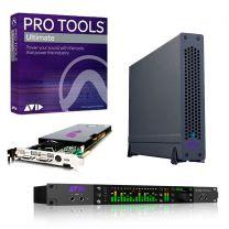 Avid Pro Tools HDX Thunderbolt 3 MTRX Studio Desktop System