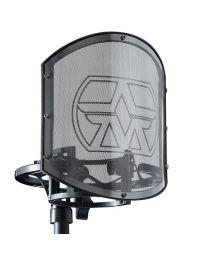 Aston Microphones SwiftShield Universal Shock Mount and Pop Filter Set