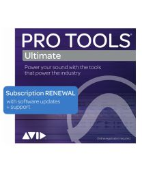Avid Pro Tools Ultimate 1-Year Subscription Renewal