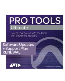 Avid Pro Tools Ultimate 1-Year Software Update + Support Plan Renewal