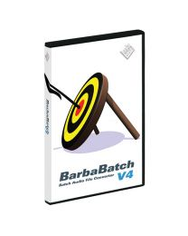 Audio Ease Barbabatch Sound File Converter