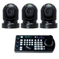 BirdDog Eyes P400 PTZ Camera Promo - includes FREE PTZ Keyboard