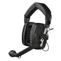 Beyerdynamic DT 109 Double-Sided Headset in Black (400 Ohm)