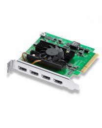 Blackmagic Design Decklink Quad HDMI Recorder (Open Box)