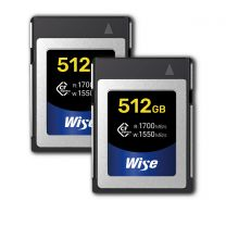 Wise CFexpress Memory Card - 512GB (2Pack)
