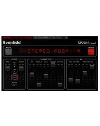 Eventide SP2016 Reverb Plugin