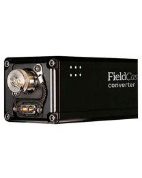 Fieldcast Converter Three Bi-Directinal SDI to Fibre Converter