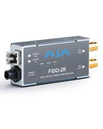 AJA FiDO-2R-MM Fibre Receiver