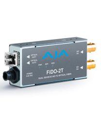AJA FiDO-2T-MM Fibre Transmitter