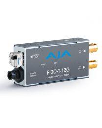 AJA FiDO-T-12G Fibre Transmitter
