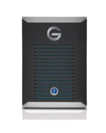 G-Technology GDrive Mobile Pro SSD Thunderbolt 3 500GB